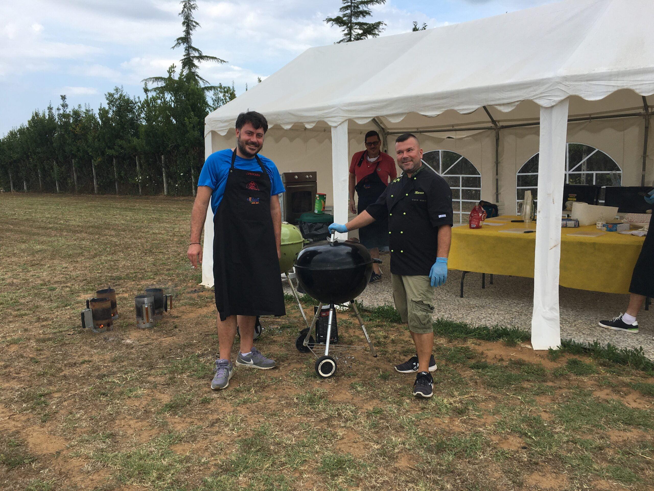 Corso Grilling #2