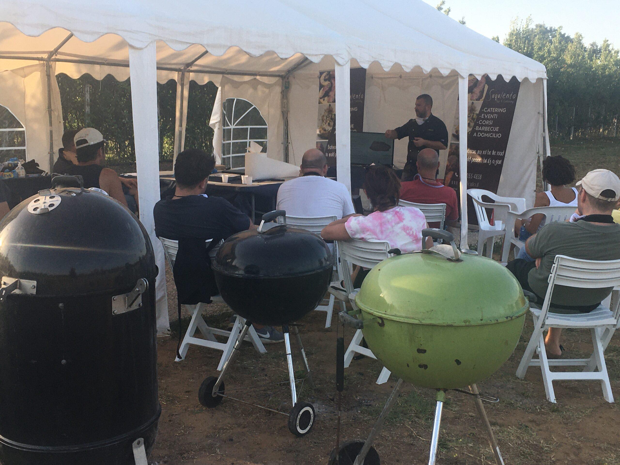 Corso Barbecue#2