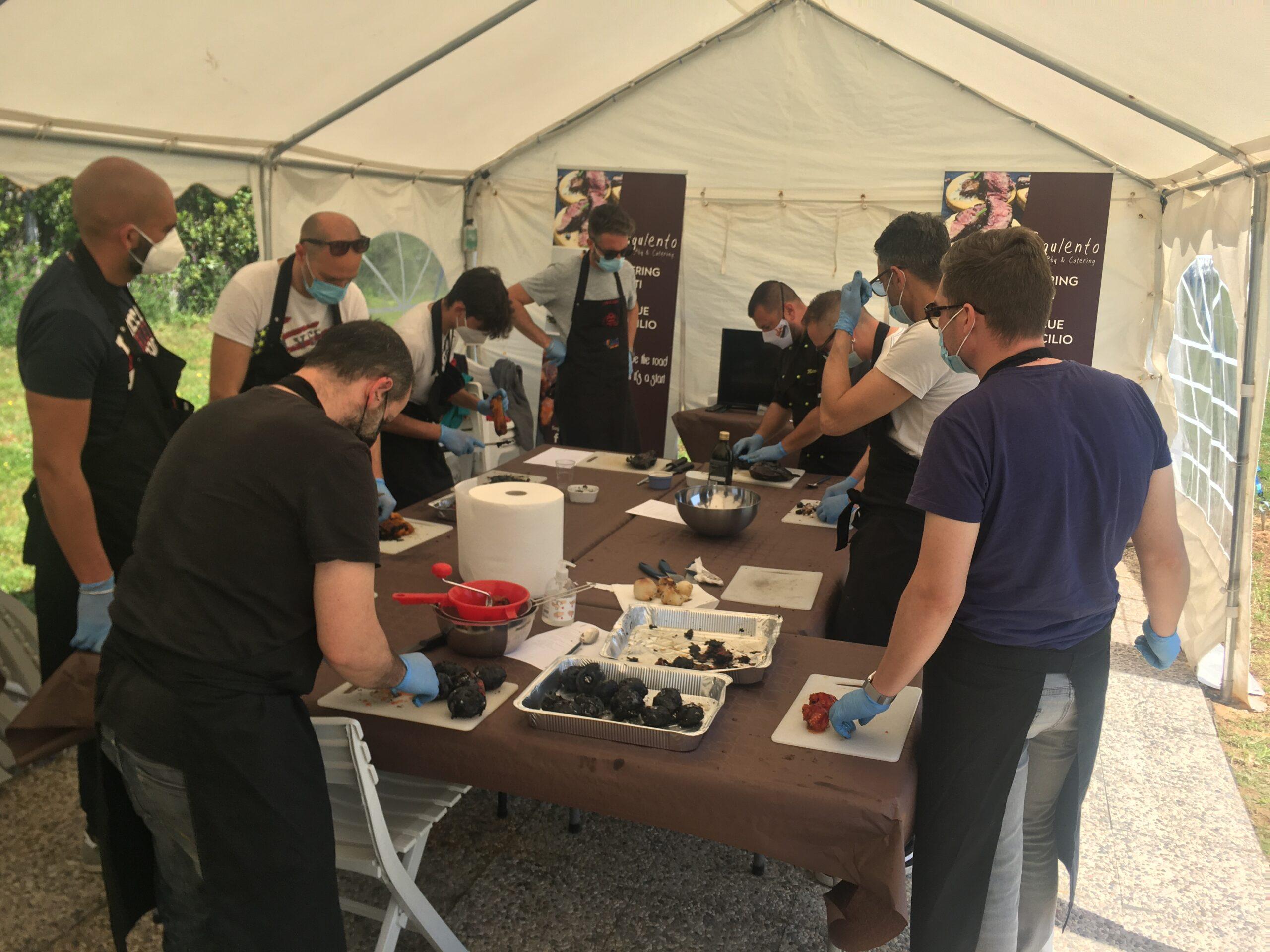 Corso Grilling G#1